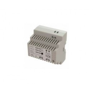 Alimentation DIN 5 modules 230V AC / 12V DC / 60W - 5A - SEWOSY --SWADD1260-