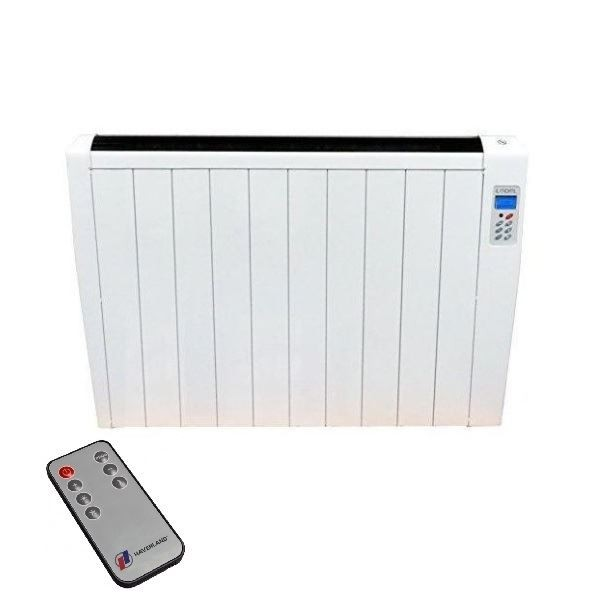 Radiateur LODEL, chauffe rapidement, 1200W, support sol. '' HAVERLAND-HVRA8-Domo-Confort