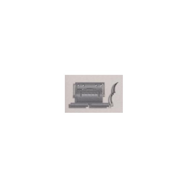 Attache rigide ZF 1 maillon lame 8 mm SOMFY Remplacé par SY9012484-SY9410794-Somfy