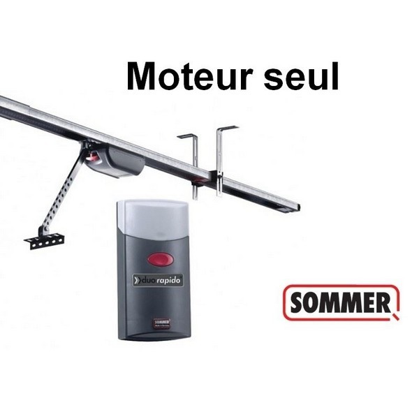 Moteur sommer for Sommer porte garage
