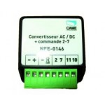 Convertisseur d'alimentation DC011AC de 24V à 18V pour interphone - CAME -