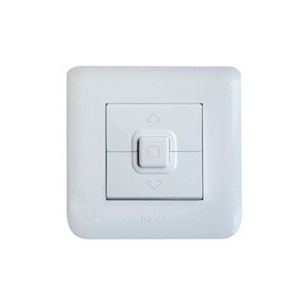Inverseur DOUBLE POSITION SWITCH MOSAIC NEW SOMFY-SY1810855-Somfy