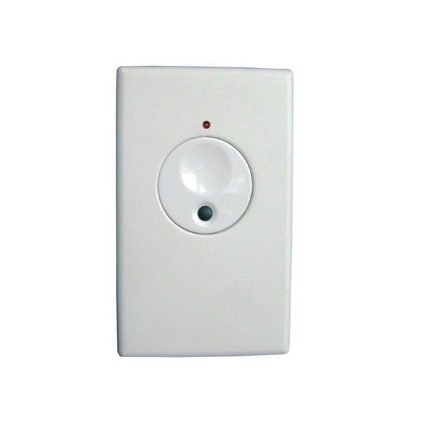 Bouton 2 canaux mural, radio 433Mhz pr moteur LM3800TX et 5580KTX LIFTMASTER-LIG128LM-Liftmaster