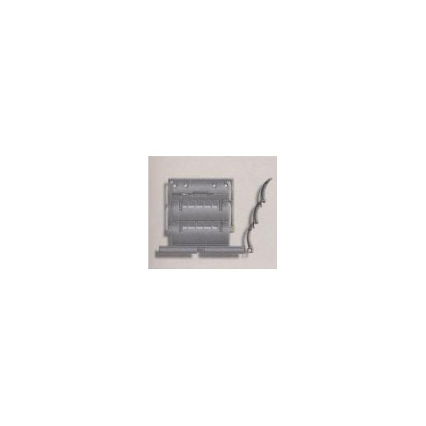 Attache rigide ZF 2 maillons lame 14mm SOMFY REMPLACE PAR SY9012488-SY9410807-Somfy