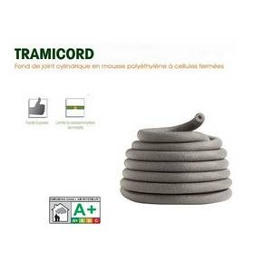 TRAMICORD Fond de joint cylindrique, rouleau 5m, diam.10 mm  TRAMICO-TR2950320000-