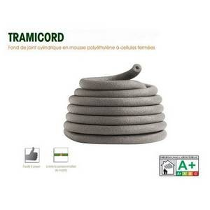 TRAMICORD Fond de joint cylindrique, rouleau 5m, diam.16 mm  TRAMICO-TR2950330000-Tramico