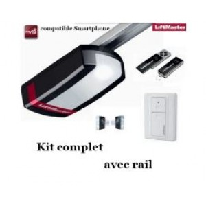 Kit complet de motorisation de porte de garage LM100EVS, 1000Nm LIFTMASTER-LILM100EVSKIT-