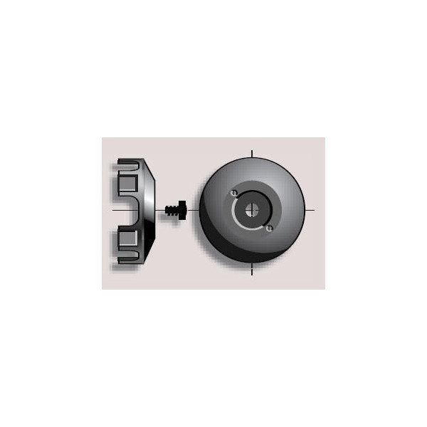 Stop roue LT50 somfy-SY9910004-Somfy