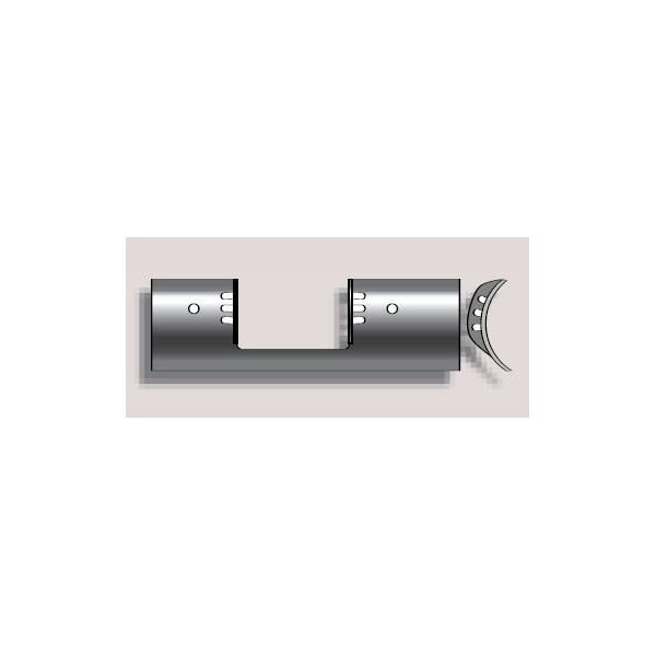 Bride pour tube Octo SOMFY-SY1780108-Somfy