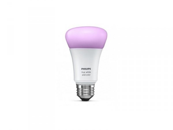 Ampoule couleur connectée E27 Philips HUE compatible TaHoma SOMFY-SY1822505-Somfy