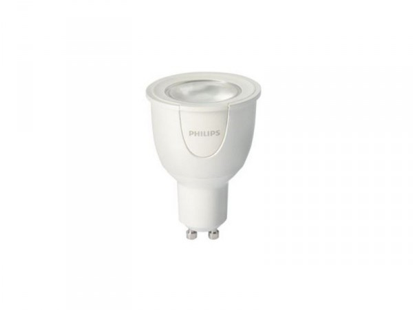 Spot couleur connectée GU10  Philips HUE compatible TaHoma SOMFY-SY1822509-Somfy