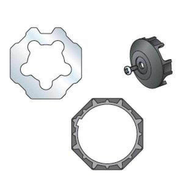 Adaptation moteur volet roulant + grille NT6, Diam 60mm, tube octo Simbac 70x1.2mm + stop roue - SIMU --SM9530117-Simu