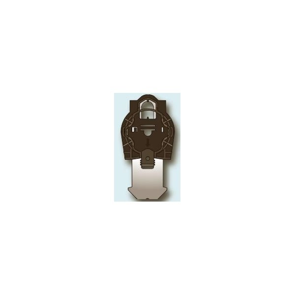 SUPPORT UNIVERSEL LT50 POUR JOUE 180 A 205 MM-SY9014586-Somfy